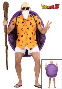 DBZ Master Roshi's Costume