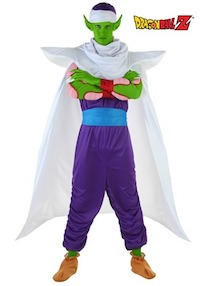 Dragon Ball Z DBZ Adult Piccolo Costume
