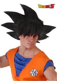 DBZ Adult Goku Wig