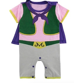 Dragon Ball Z Baby Onesie - Vegeta