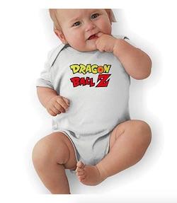 Dragon Ball Z Baby Onesie