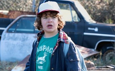 Stranger Things Dustin Costume