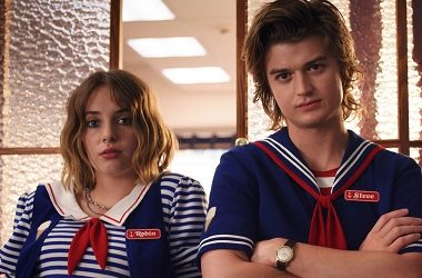 Stranger Things Steve and Robin Costume Season 3