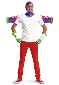 Toy Story 4 Buzz Lightyear Costume Kit