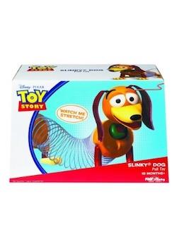 Toy Story 4 Slinky Dog