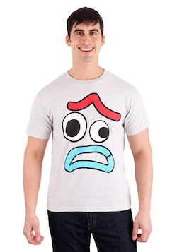Toy Story 4 Forky Shirt for Adults