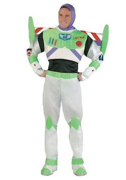 Toy Story 4 Adult Prestige Buzz Lightyear Costume