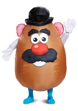 Toy Story 4 Inflatable Mr. Potato Head Costume