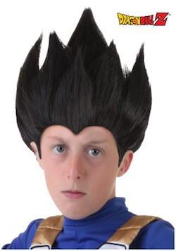 Dragon ball Z Vegeta Wig for Kids