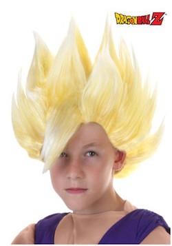 Dragon ball Z Gohan's Wig for Kids