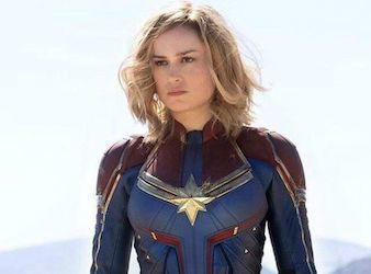 Adult Captain Marvel Costume Ideas