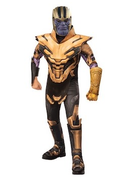 Marvel Avengers Endgame Costume Ideas for Kids - Thanos