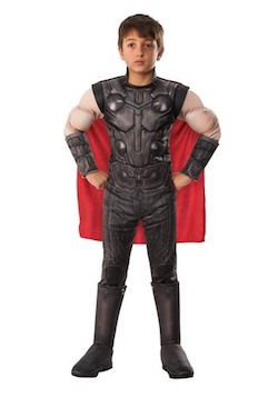 Marvel Avengers Endgame Costume Ideas for Kids - THor