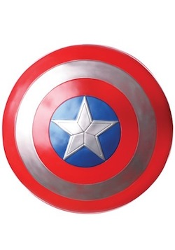 Marvel Avengers Endgame Costume Ideas for Kids - Captain America Shield