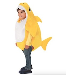 Baby Shark Costume Ideas