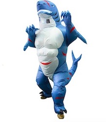 Baby Shark Costume Ideas - Daddy Shark
