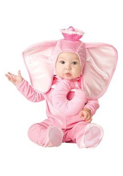 Dumbo Costume Ideas - infant