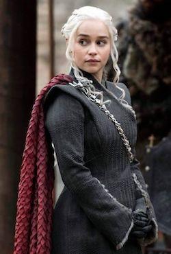 GOT Mother of Dragons Khaleesi Costume