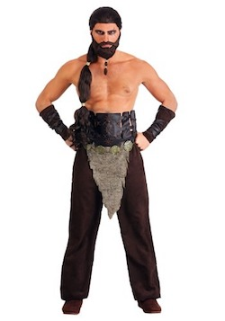 Game of Thrones Dothraki Khal Drogo Costume