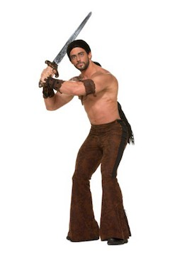 Game of Thrones Dothraki Khal Drogo Costume Pants