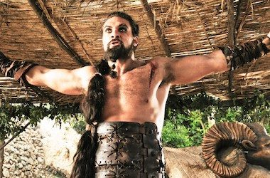 Game of Thrones Khal Drogo Costume