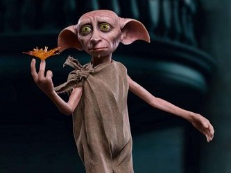 Harry Potter Dobby Costume House Elf