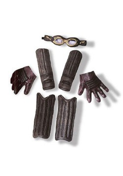 Harry Potter Quidditch Costume - Protection Kit for kids