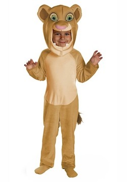 Lion King Costume for Kids - Nala
