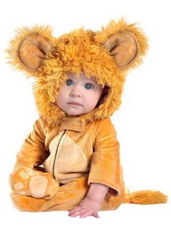 Lion King Costume for Kds - Nala
