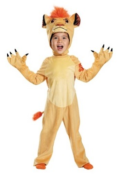 Lion King Costume for Kids - Guard Kion
