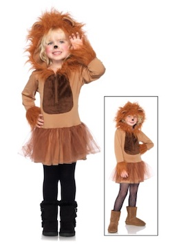 Lion King Costume for Kids - Simba