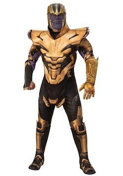 Marvel Avengers Endgame Costume for Adults - Thanos