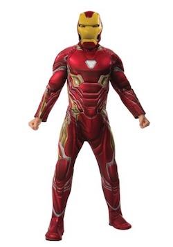 Marvel Avengers Endgame Costume for Adults - Iron Man