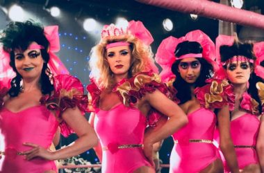 Netflix GLOW Bridesmaids Costume Ideas