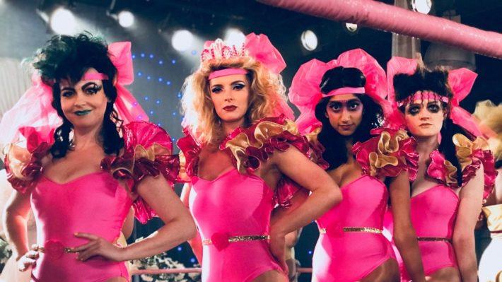 Netflix GLOW Bridesmaids Costume Ideas