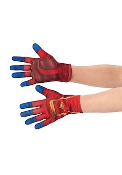 Kids Captain Marvel Costume gloves