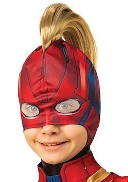 Kids Captain Marvel Costume headpiece