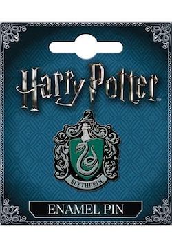 Harry Potter Severus Snape Costume House Slytherin Pin