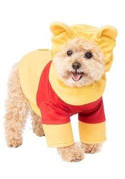 Winnie the Pooh Costume for Pets