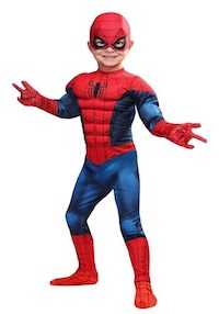 Kids Spider Man Costume for Halloween