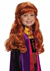 Disney Frozen 2 Anna Costume for Kids