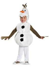 Disney Frozen 2 Olaf Costume for Kids