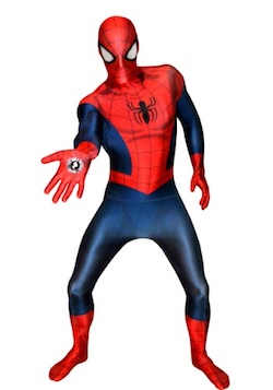 Spider Man Costume for Adults