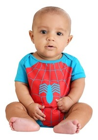 Baby Spiderman Costume