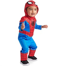 Spiderman Costume for Babies