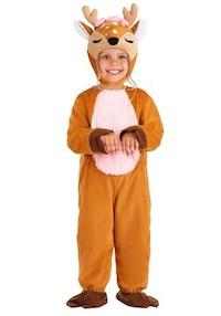 Christmas Kids Reindeer Costume