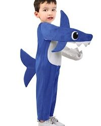 Baby Shark Daddy Shark Costume