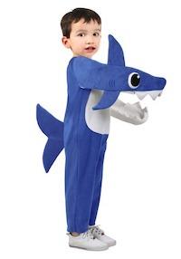 Baby Shark Daddy Shark Costume