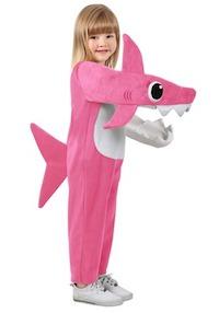 Chomping Baby Shark Costume - Mommy Shark