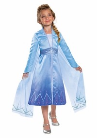 Disney Frozen 2 Elsa Costume for kids